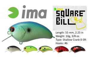 IMA Square Bill