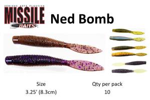 Missile Baits Ned Bomb