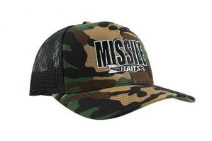 Missile Baits Hat Camo
