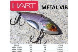 Hart Metal Vib