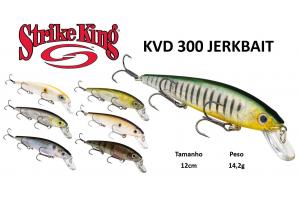Strike King KVD 300 Jerkbait