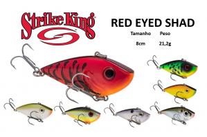 Strike King Red Eye Shad