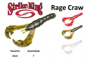 """Strike King Rage Craw 4""""..."""
