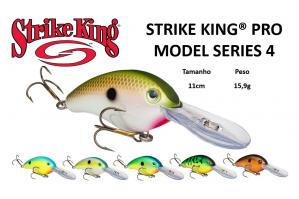 Strike King Pro Model Series 4