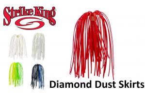Strike King Saias Diamond Dust