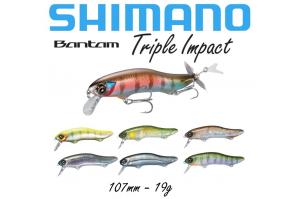 Shimano Bantam Triple Impact