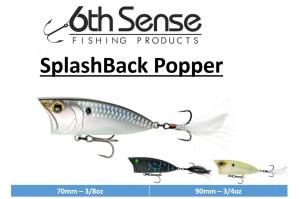 6th Sense SplashBack Popper