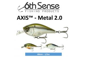 6th Sense AXIS™- Metal 2.0