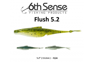 6th Sense Flush 5.2