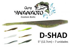 Gary Yamamoto D-Shad