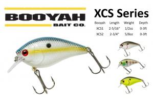 Booyah XCS Series Squarebill