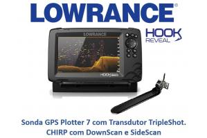Lowrance Hook Reveal 7 com...