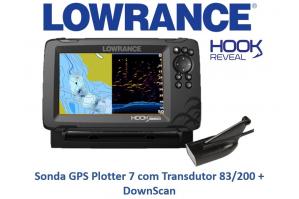 Lowrance Hook Reveal 7HDI...