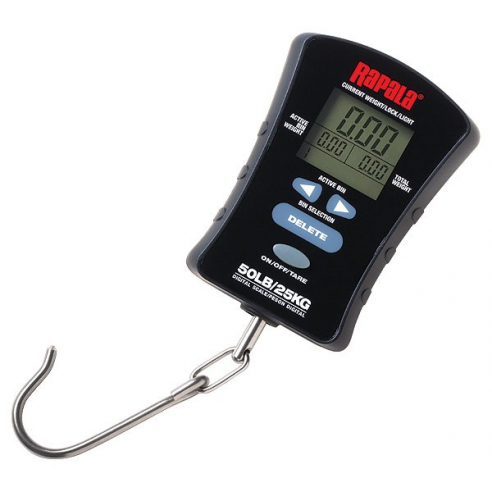 Rapala Compact Touch Screen Scale 50lb