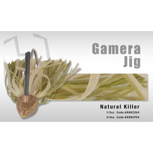 Herakles Gamera Jig 3/4 Natural