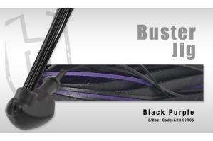 Herakles Buster Jig 3/8 Black / Red