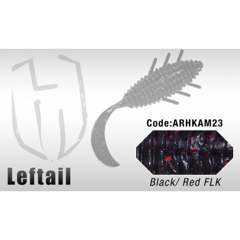 Herakles Left Tail 3.5 Watermelon Red