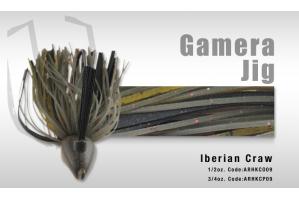 Herakles Gamera Jig 3/4 Black / Blue
