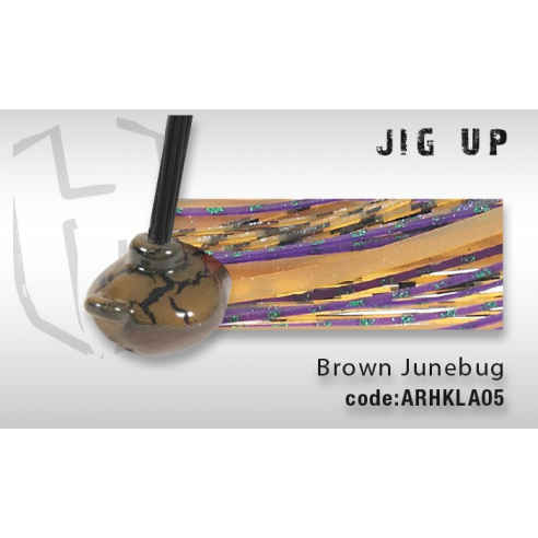 Herakles Jig Up 1/2oz Black Red