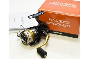 Shimano Nasci 2500 HGS