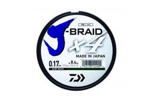 Daiwa J Braid x 4 - 135m