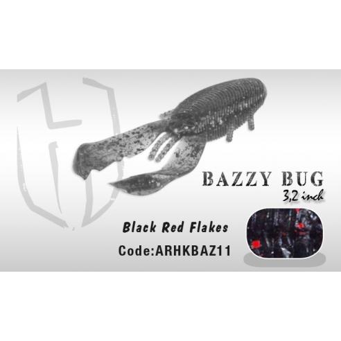"Herakles Bazzy Bug 3,2"" Watermelon Red"