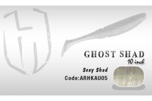Herakles Ghost Shad 10cm Sexy Shad