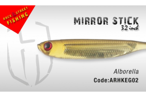 "Herakles Mirror Stick 3.2"" Alborella"