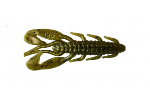 "Money Baits Clap Craw 3,5"" - Watermelon Seed"