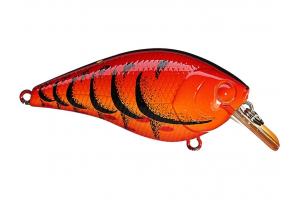 Lucky Craft LC 1.5 CF Flake Flake Rayburn Red Craw