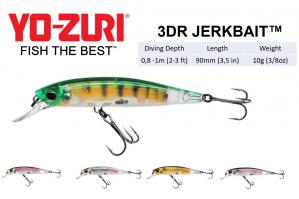 Yo-Zuri 3DR Jerkbait™
