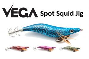 Vega Spot Squid Jig