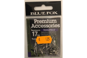 Blue Fox Swivel with Normal...