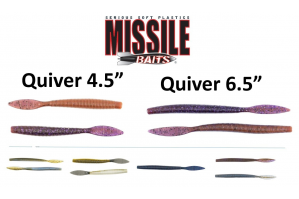 Missile Baits Quiver