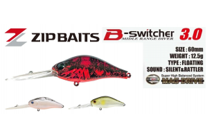 Zipbaits B-Switcher 3.0