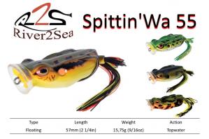 River2Sea Spittin'Wa 55