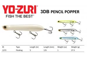 Yo-Zuri Pencil Popper (F)