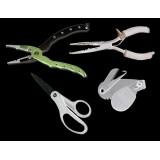 Alicates, tesouras e corta fios